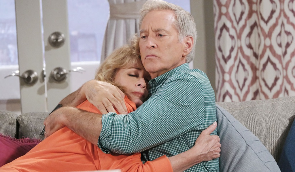 john comforts marlena days of our lives