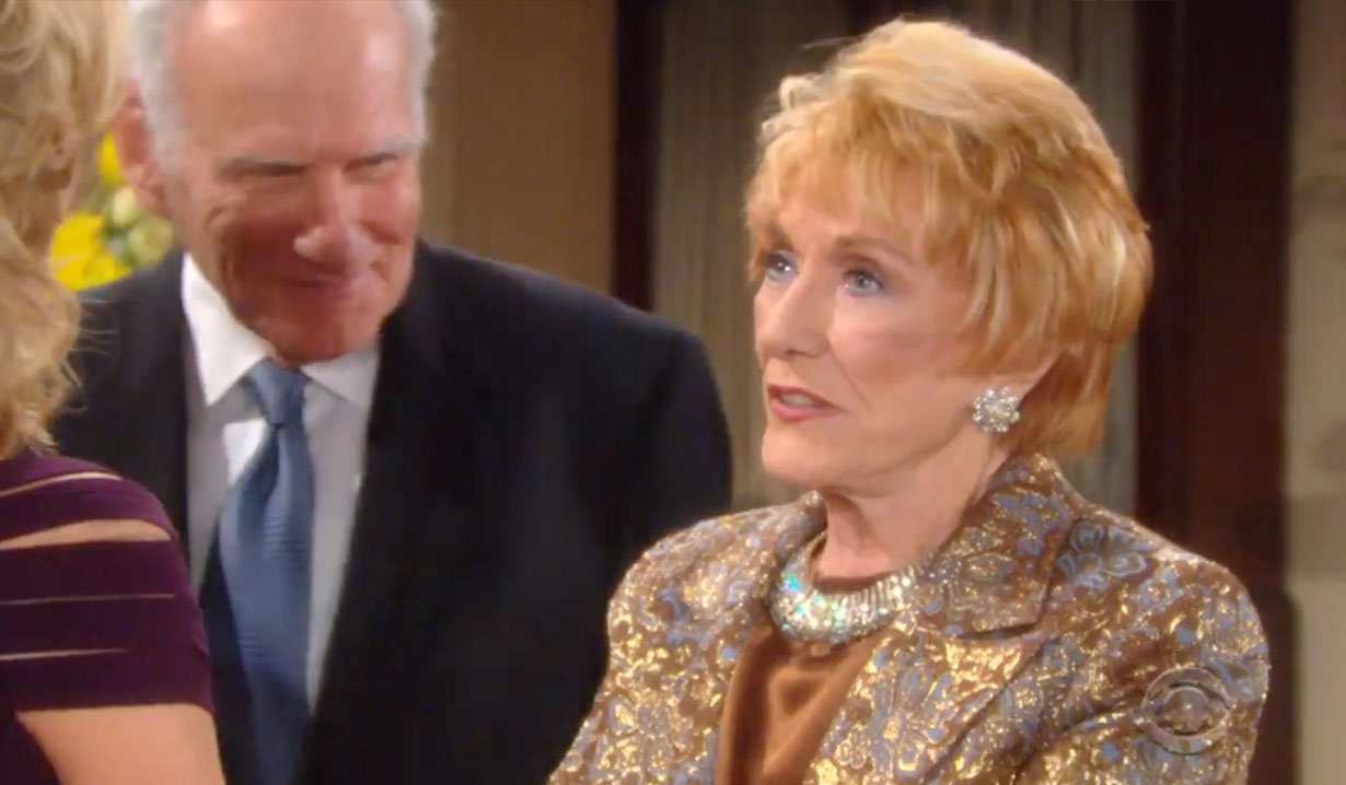 Jeanne Cooper as Katherine Chancellor