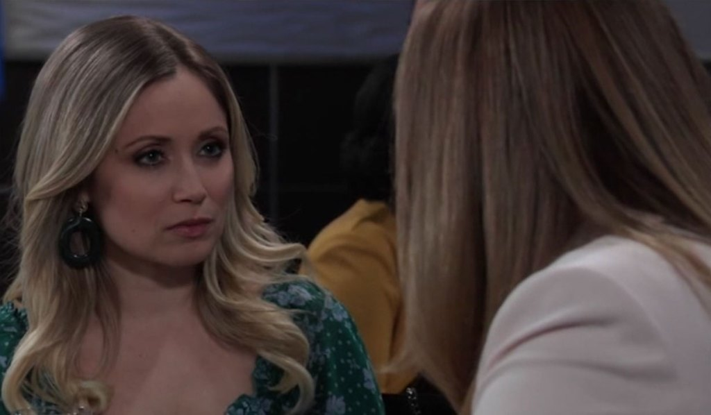 Lulu and Laura discuss Valentin on General Hospital