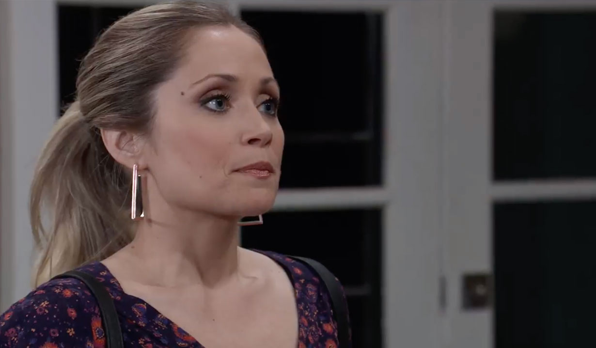 Lulu asked to go easy on Valentin on General Hospital