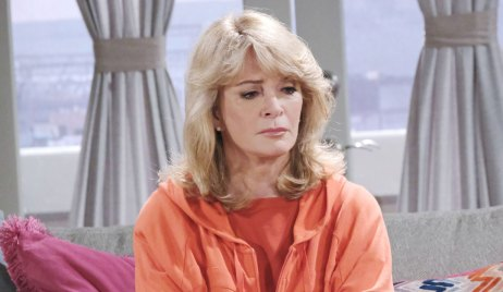 Marlena receives a visit from Orpheus days of our lives