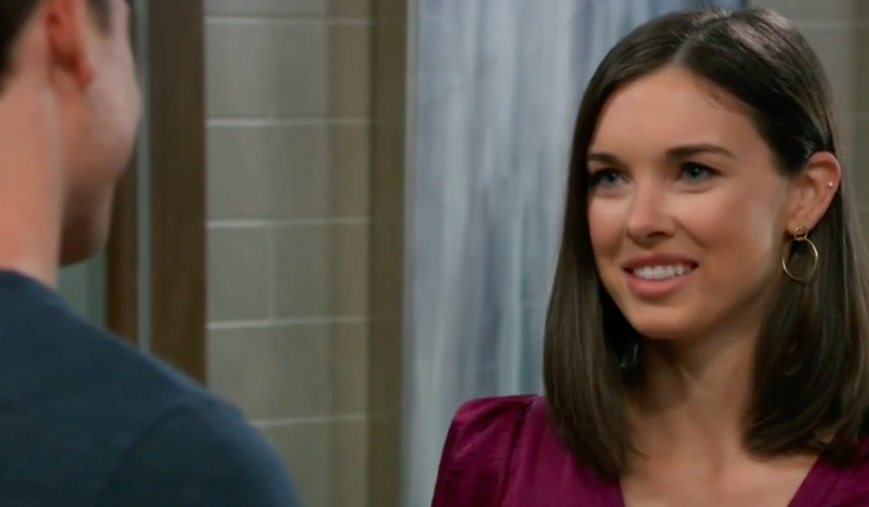 Michael and Willow talk marriage on General Hospital