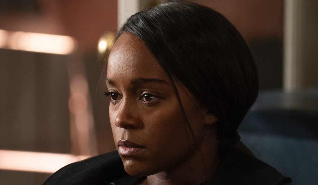 Michaela learns her father ratter out Annalise on HTGAWM