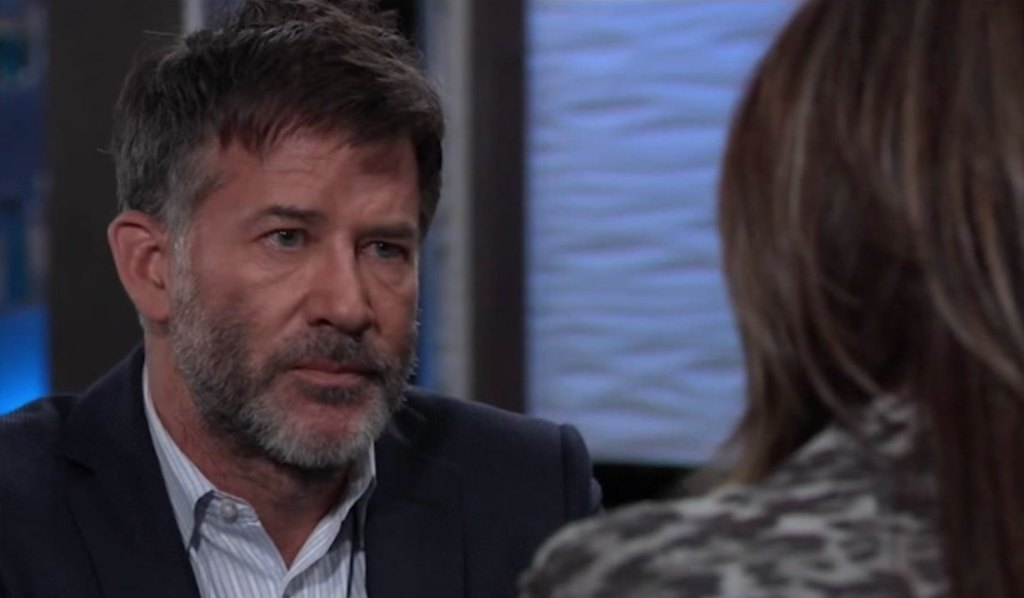 Neil and Alexis get bad news about their lie on General Hospital