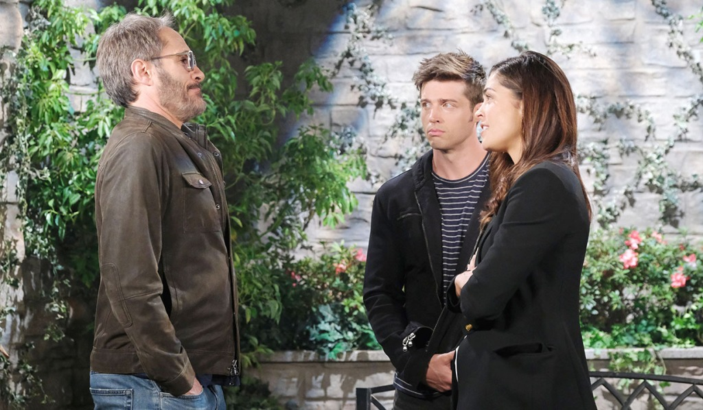 orpheus tells kids he'll get david back days of our lives