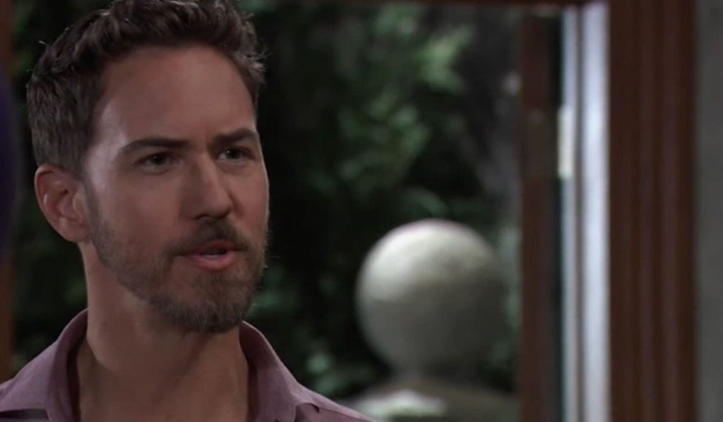 Peter makes an accusation on General Hospital