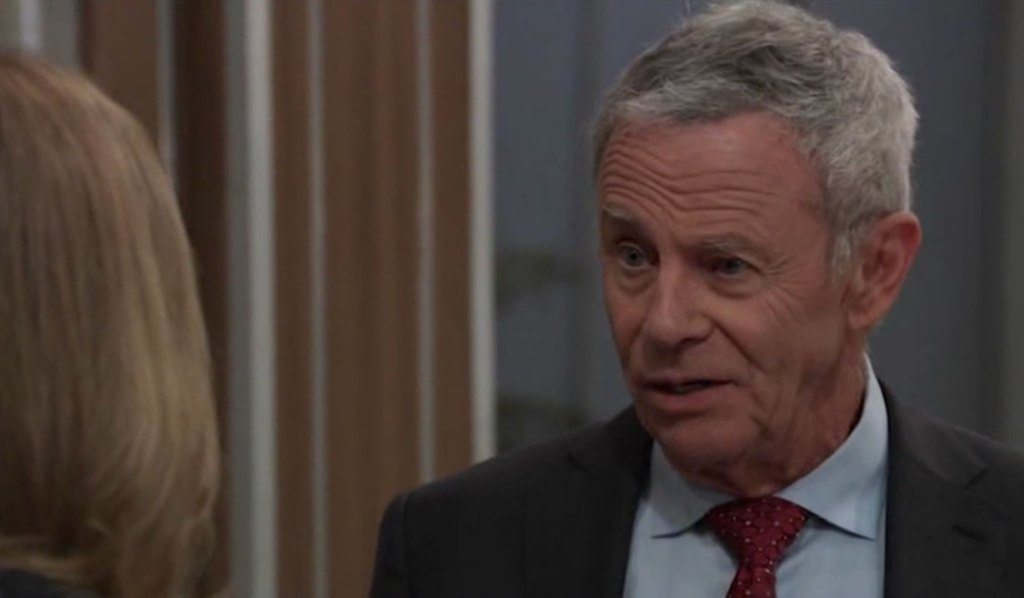 Robert and Laura discuss Cyrus going free on General Hospital