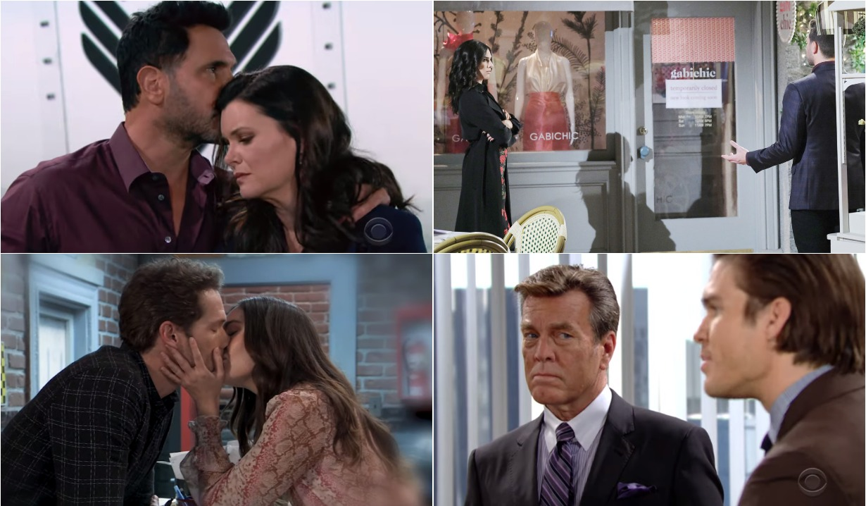 soaps roundup April 27 bold and beautiful days of our lives general hospital young and restless