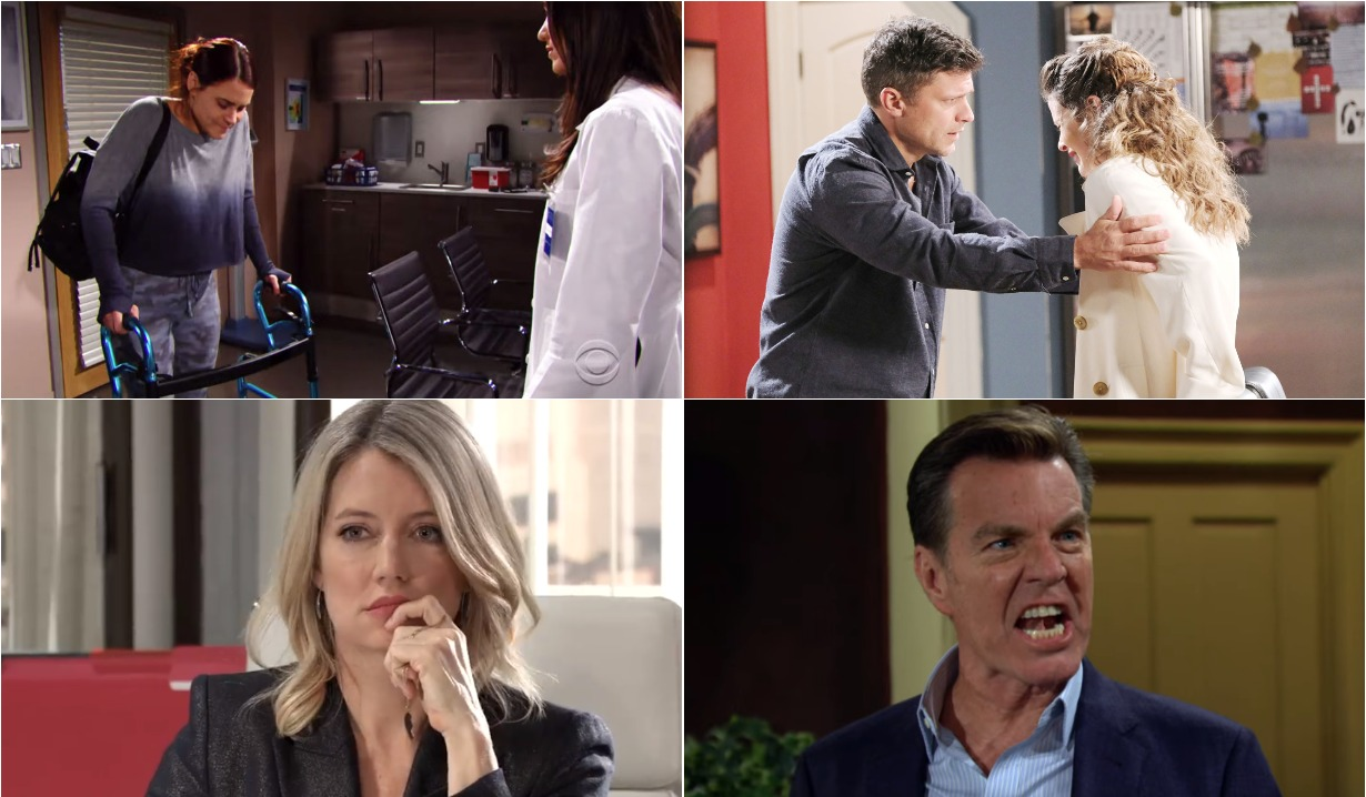 soaps roundup April 13 bold and beautiful days of our lives general hospital young and restless