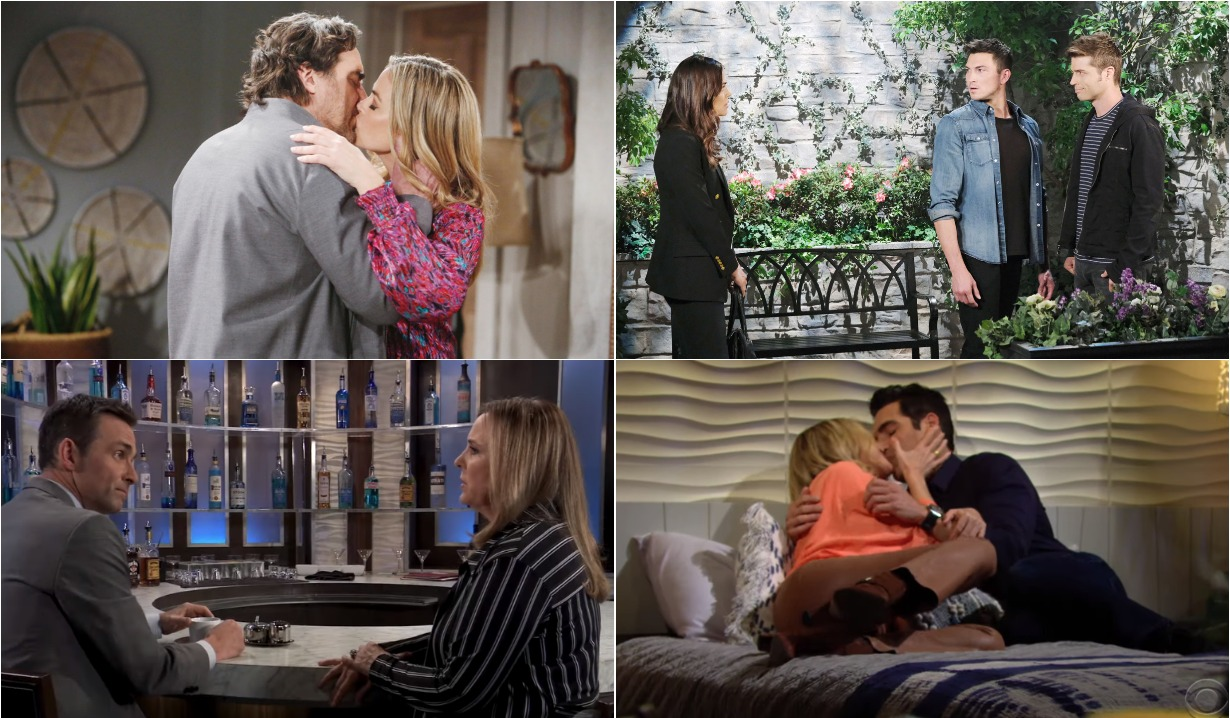 soaps roundup April 20 bold and beautiful days of our lives general hospital young and restless