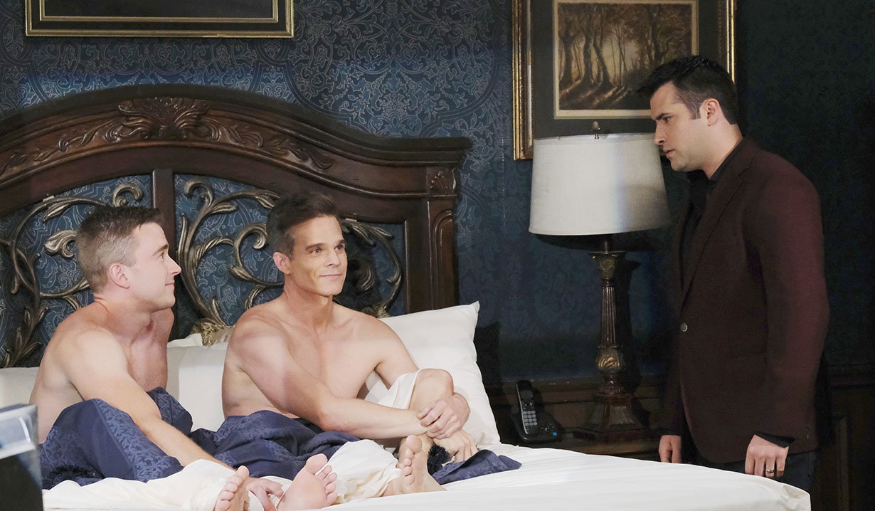 sonny catches will sex with leo april fools days of our lives