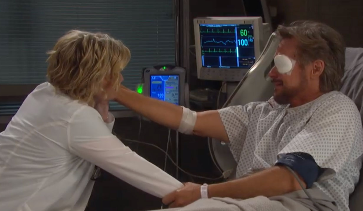 Steve remembers his love for Kayla on Days of our Lives