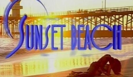 Sunset Beach recap logo