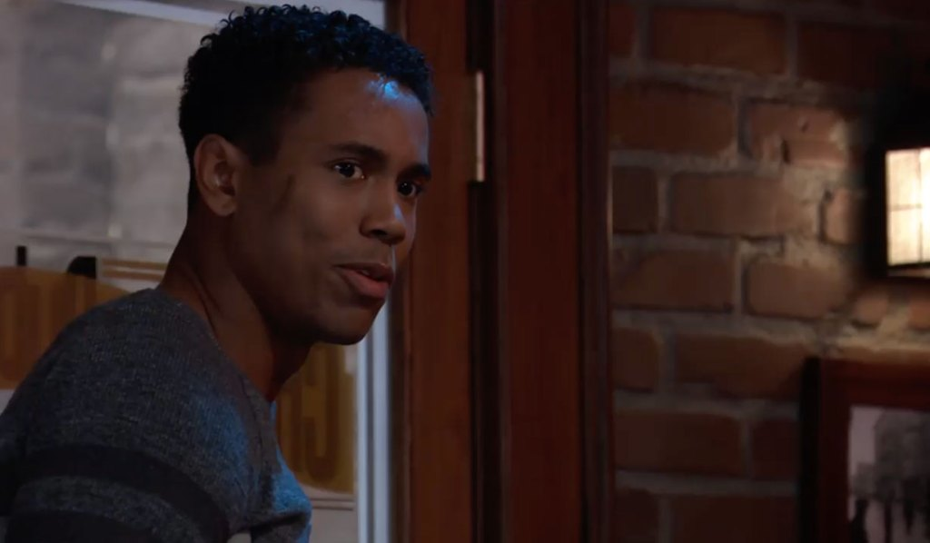 TJ plans to surprise Molly on General Hospital