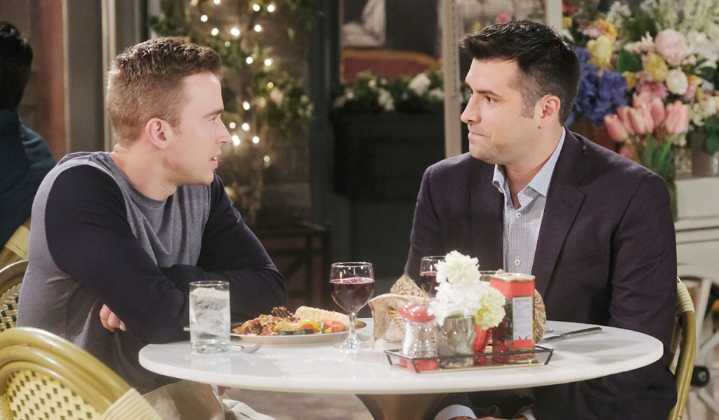 wilson want another baby days of our lives