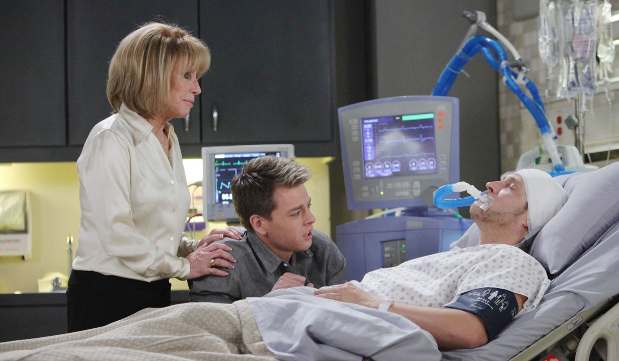 A.J. Quartermaine's death GH