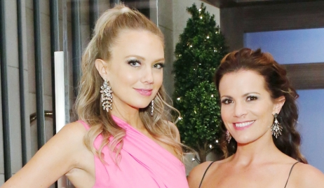 Abby Newman, Chelsea Newman, glam makeover video Young and Restless