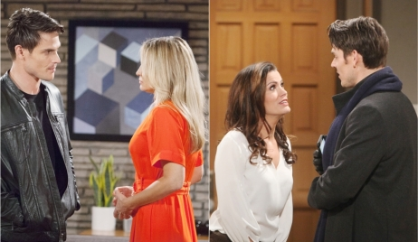 Adam, Sharon, Chelsea poll Y&R