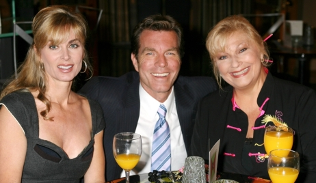Ashley, Jack, Traci Y&R