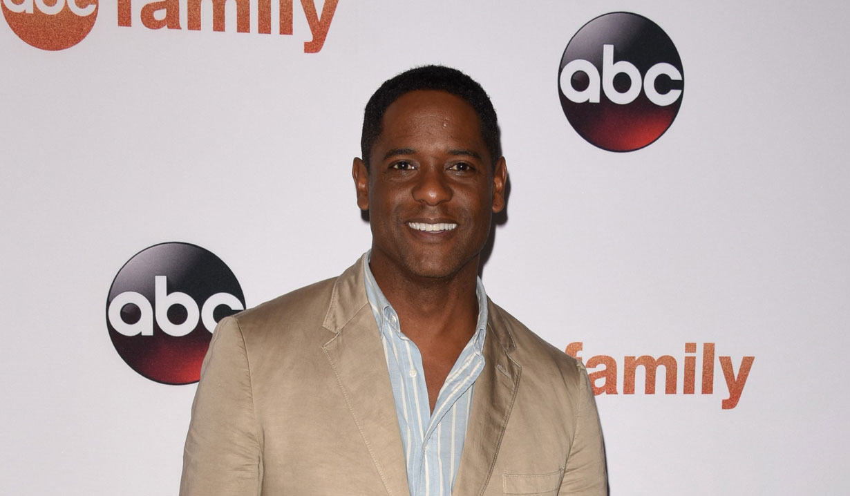 Blair Underwood on One Life to Live