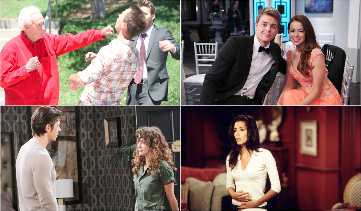 5-23-20 spoilers for B&B Y&R Days GH