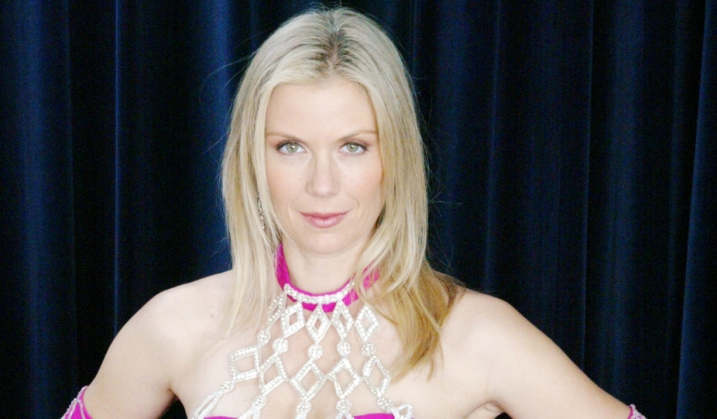 Katherine Kelly Lang as Brooke Logan on Bold and Beautiful