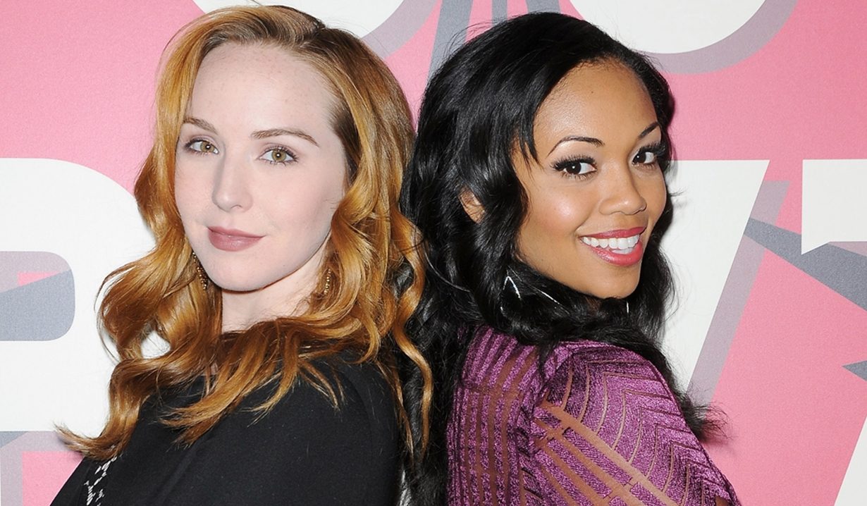 Camryn Grimes, Mishael Morgan GC Buzz Young and Restless