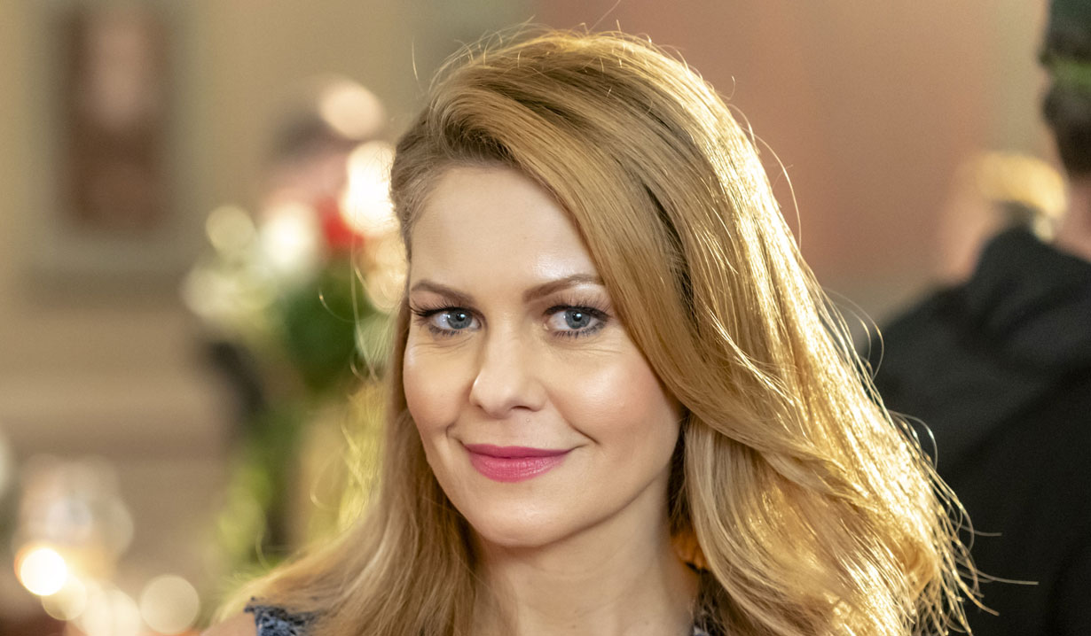 Candace Cameron Bure Interview