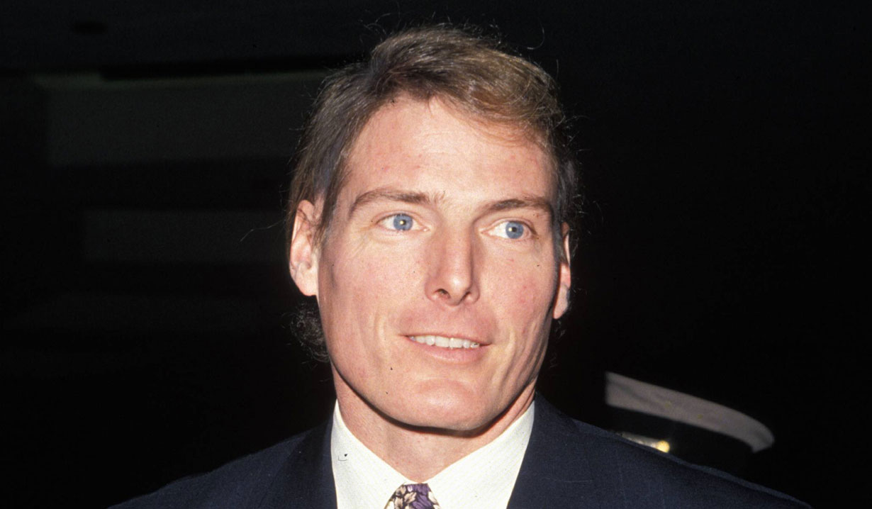 Christopher Reeve on Love of Life