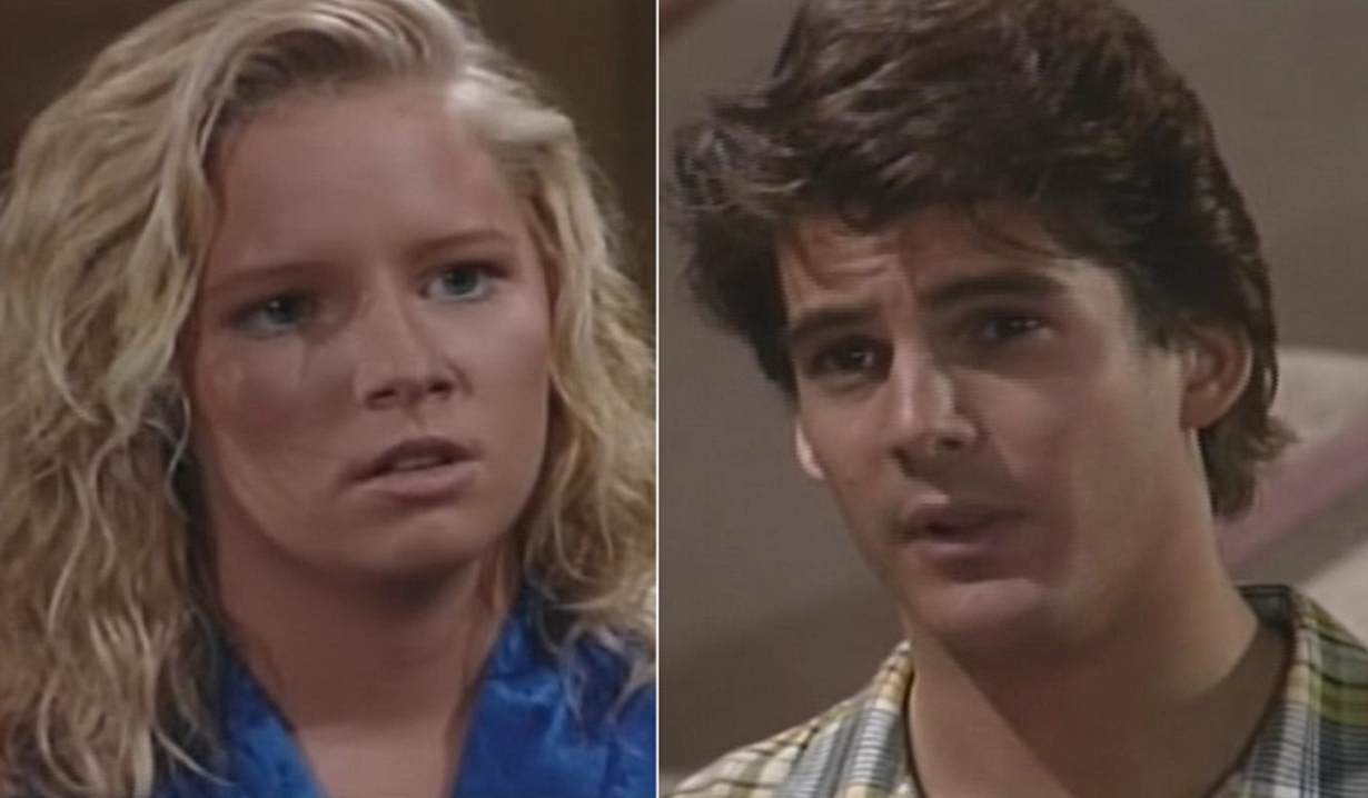 Cricket Blair, Phillip Chancellor III, love story Young and Restless