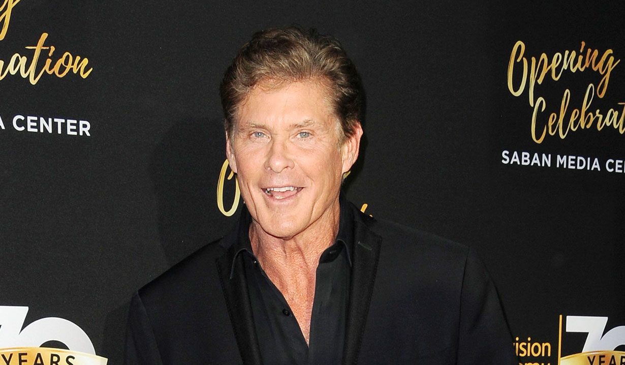 David Hasselhoff on Young and the Restless
