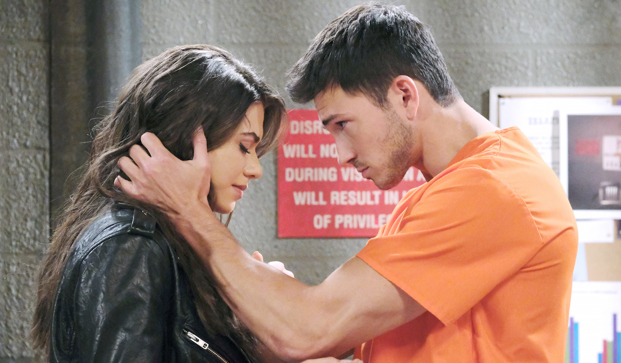 days of our lives ben ciara should not marry cin prison