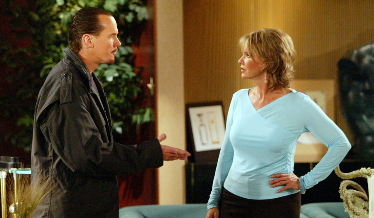 Jill, Larry argue Y&R