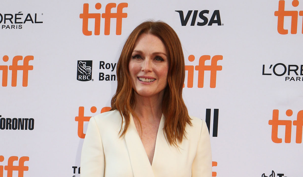 Julianne Moore on As The World Turns