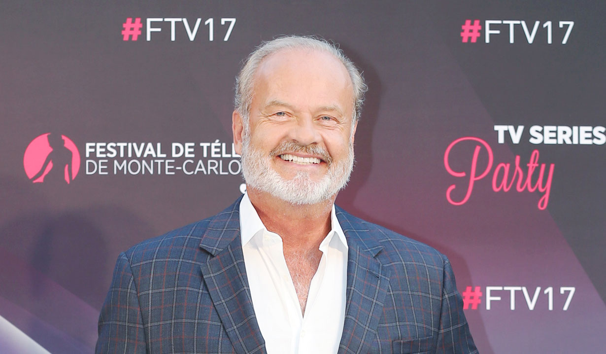Kelsey Grammer on Another World