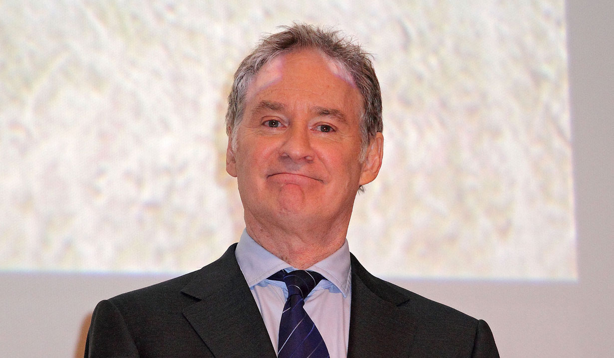 Kevin Kline on Search for Tomorrow