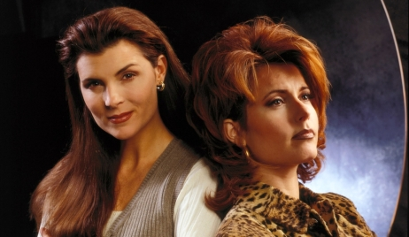Kimberlin Brown, Tracey Bregman, Sheila, Lauren rivalry Young and Restless
