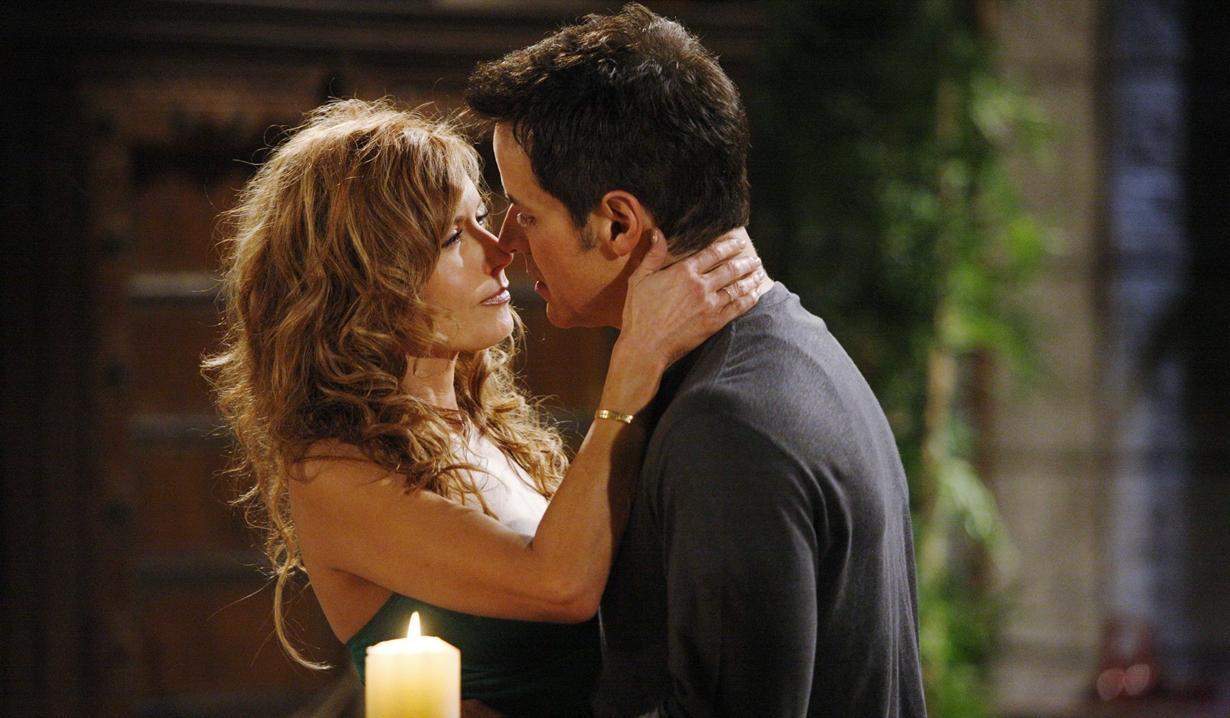 Lauren, Michael romance Y&R