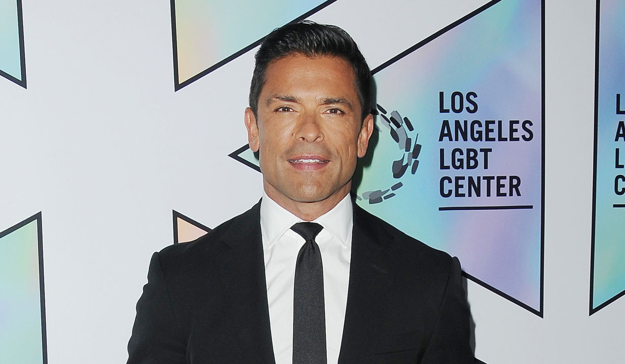 Mark Consuelos on All My Children