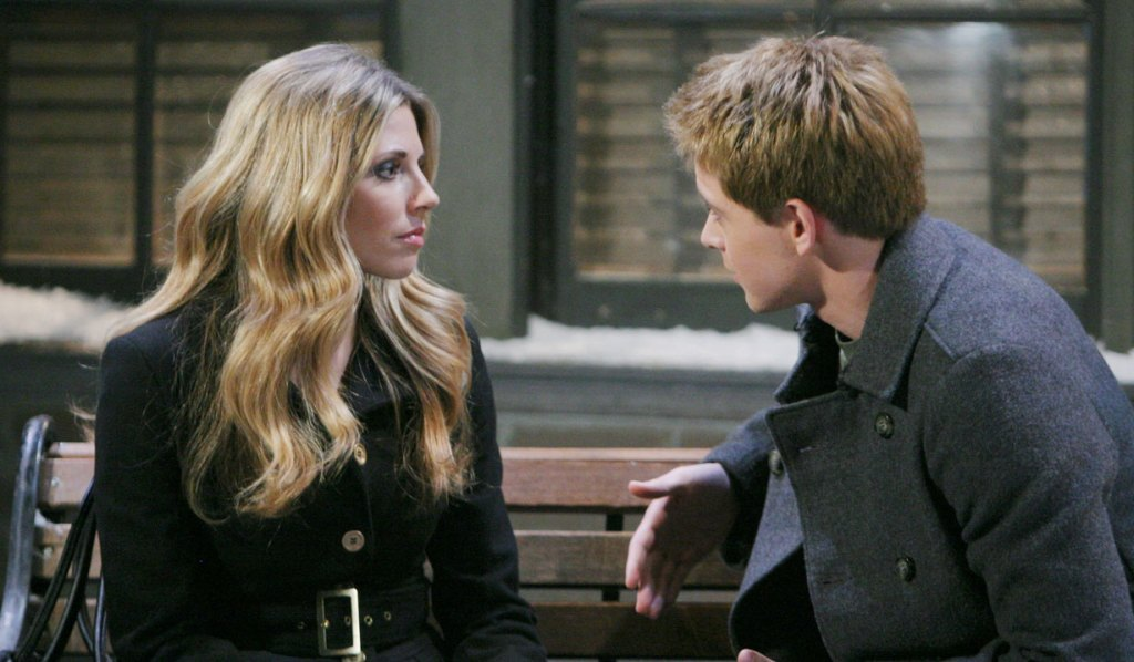 Michael and Abby Haver on GH