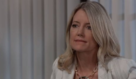 Nina considers Nelle's question on General hospital