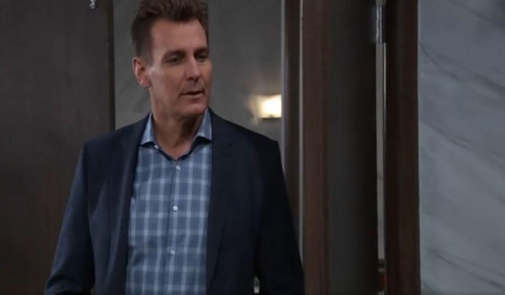 Nina talks to Jax about Nelle General Hospital