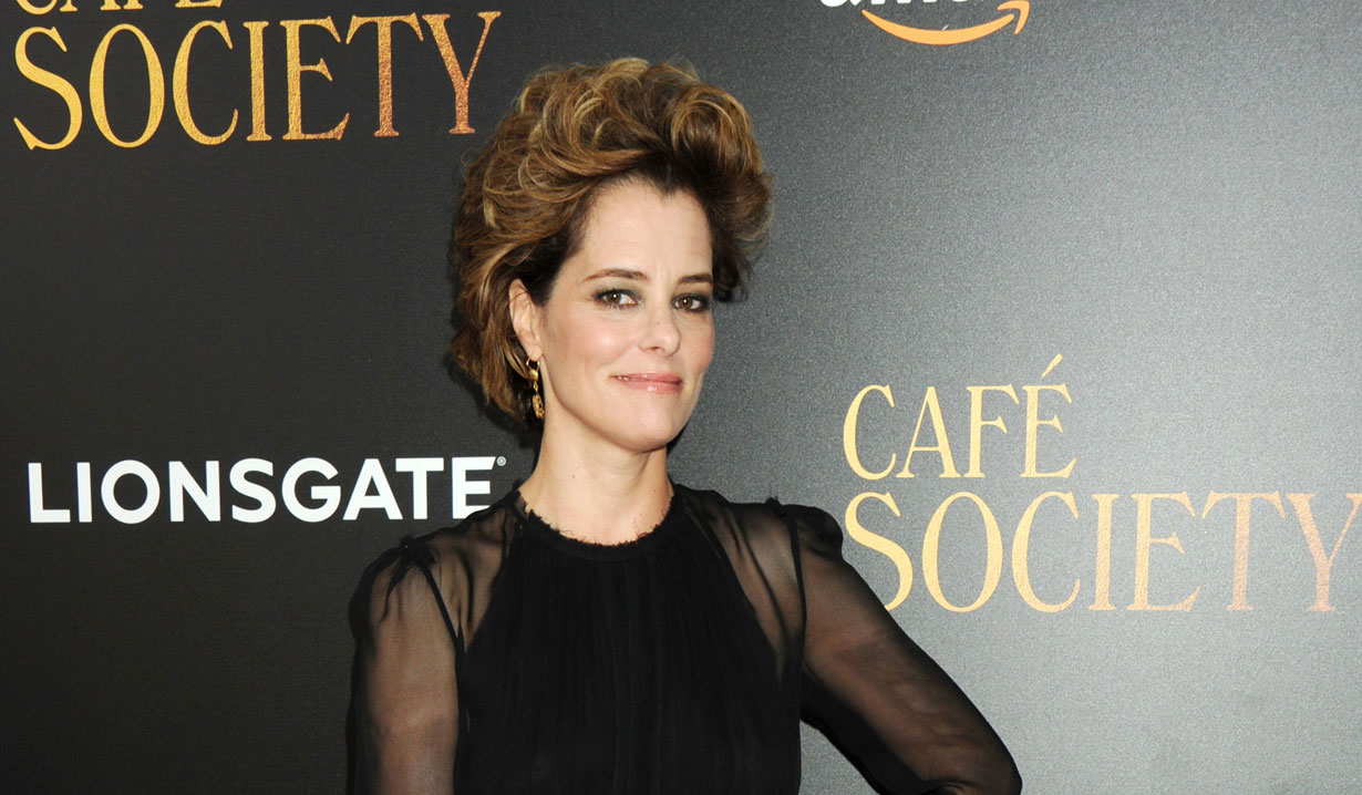 Parker Posey on As the World Turns