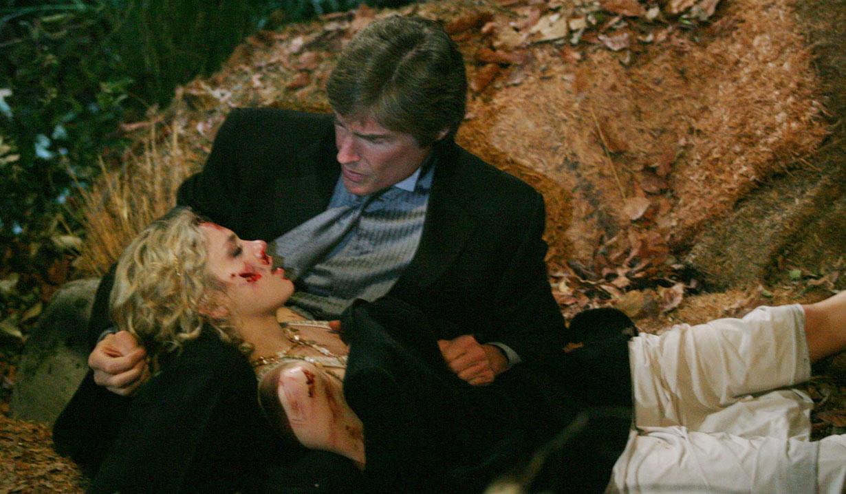Phoebe Forrester's death B&B