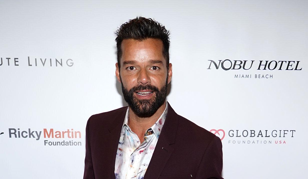 Ricky Martin on General Hospital