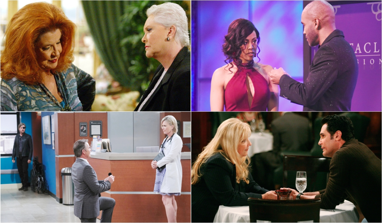 5-30-20 spoilers for B&B Y&R Days GH
