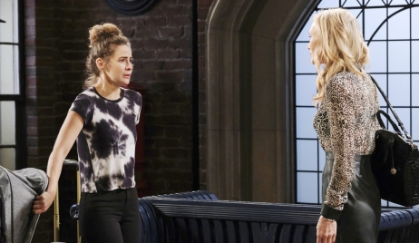 Sarah confronted by Kristen Days