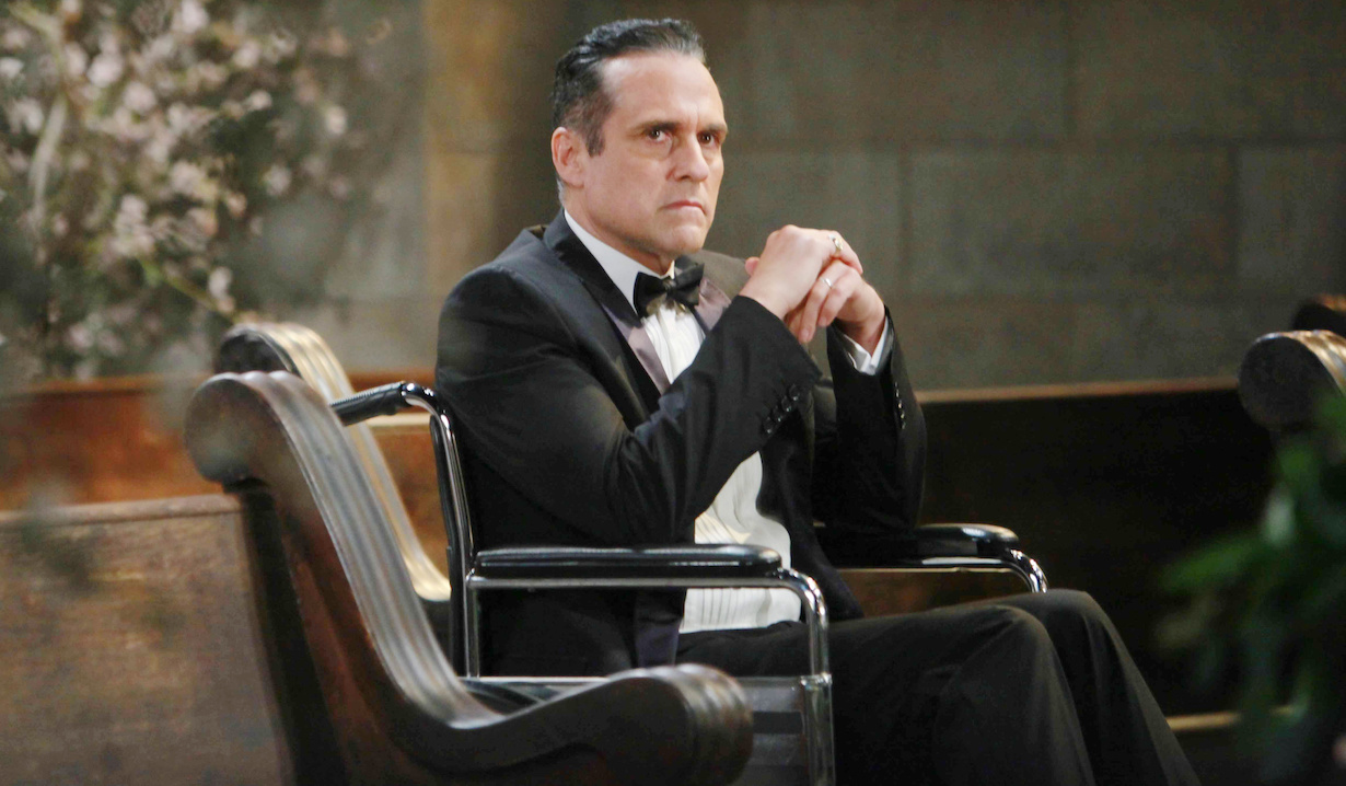 general hospital sonny challenges wheelchair