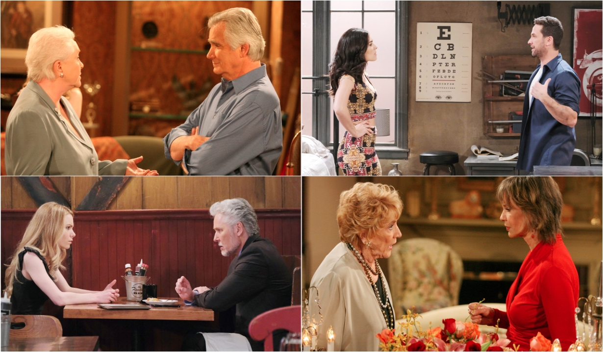 5-9-20 spoilers for bold and beautiful days of our lives general hospital young and restless