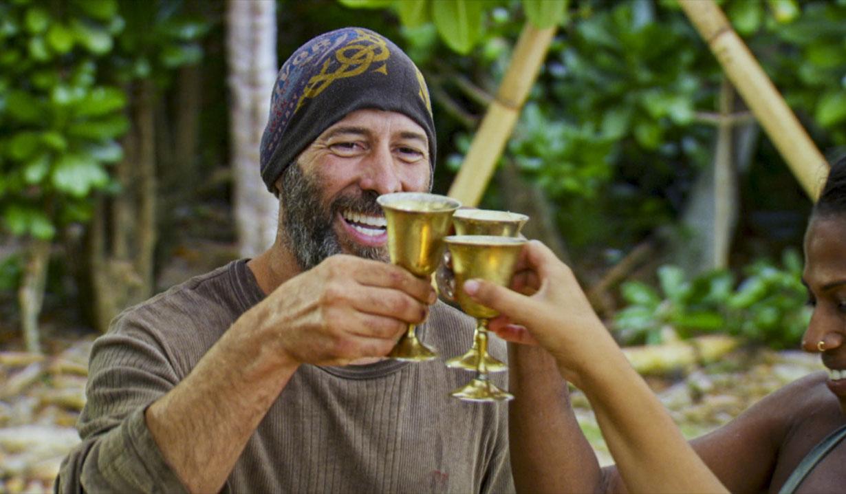 Tony Vlachos Survivor Winner